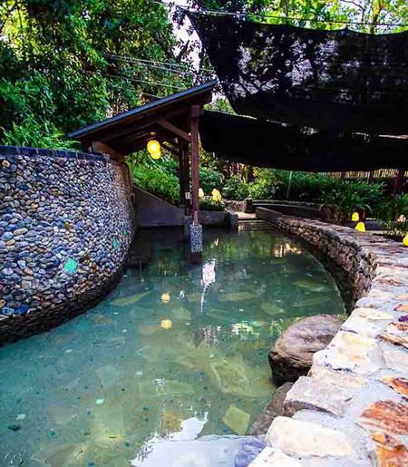 礁溪温泉公园-森林风吕裸汤双人券特价$219